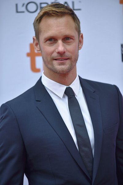 Actor Alexander Skarsgard is to play the lead villain in CBS All Access' adaptation of Stephen King's The Stand. File Photo by Christine Chew/UPI