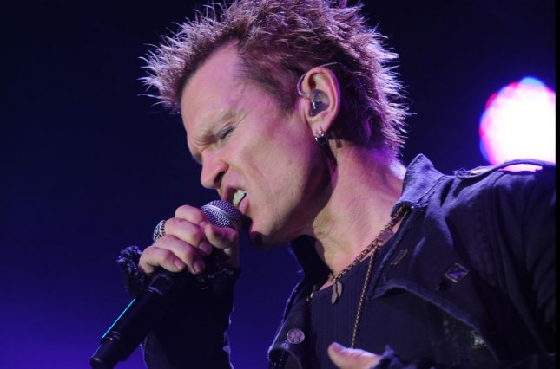 Billy Idol will be keynote speaker at the 2014 CBGB festival. (UPI Photo/Rune Hellestad)