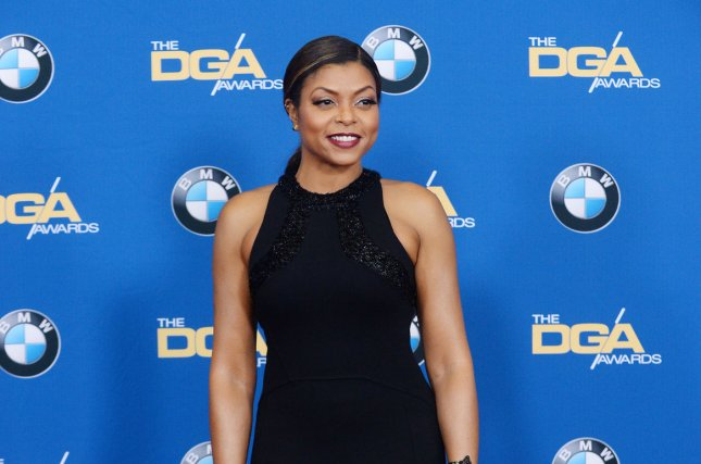 Actress Taraji P. Henson arrives on the red carpet for the 67th annual Directors Guild of America Awards at the Hyatt Regency Century Plaza in Los Angeles on Feb. 7, 2015. Photo by Jim Ruymen/UPI