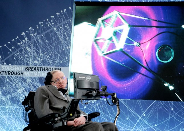 The University of Cambridge's website crashed on Monday after it made theoretical physicist Stephan Hawking's PhD thesis available to view online.