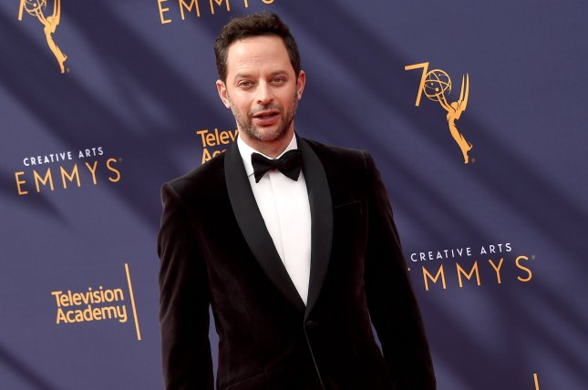 Nick Kroll will present a Big Mouth panel with new footage from Season 3 at New York Comic Con on Thursday, Oct. 3. File Photo by Gregg DeGuire/UPI