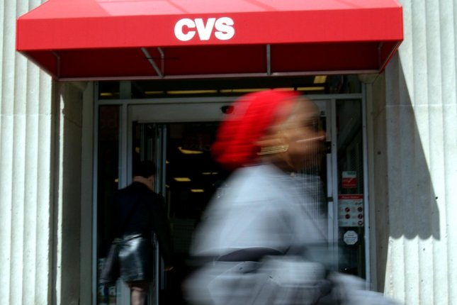 Two-thirds of the new workers will be pharmacy technicians, who perform COVID-19 tests and dispense medications, CVS said. File Photo by Michael Kleinfeld/UPI