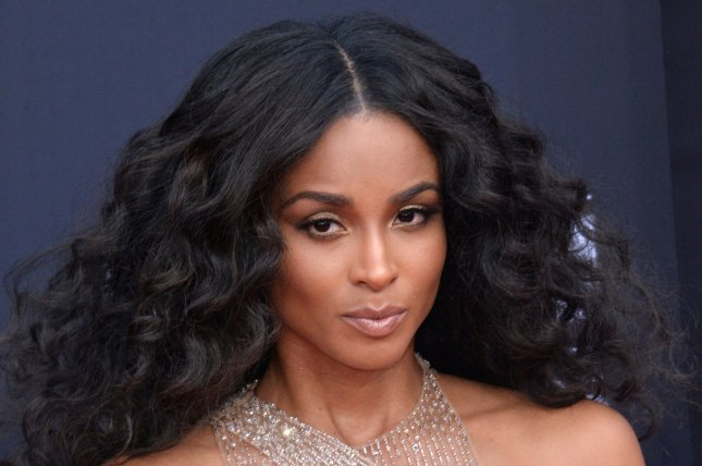 Ciara shows off her dance moves in her Level Up music video. File Photo by Jim Ruymen/UPI
