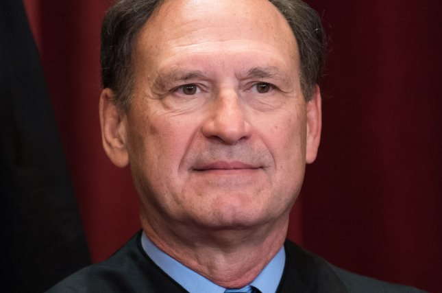In a recent speech, Supreme Court Justice Samuel Alito Jr. said, Religious liberty is in danger of becoming a second-class right. FilePhoto by Kevin Dietsch/UPI