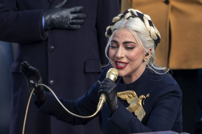 Two of Lady Gaga's French bulldogs were stolen and returned in February after a group of armed suspects shot her friend and dog walker. File Photo by Pat Benic/UPI