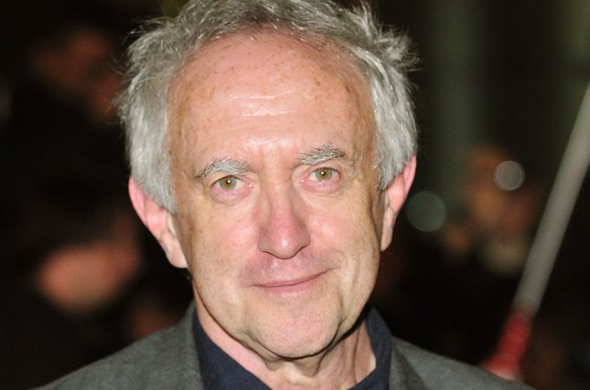 Actor Jonathan Pryce arrives for the world premiere of Hysteria in Toronto on September 15, 2011. File photo by Christine Chew/UPI
