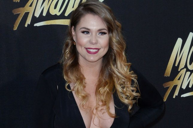 Kailyn Lowry responded Wednesday after Javi Marroquin announced he's expecting with Lauren Comeau. File Photo by Jim Ruymen/UPI