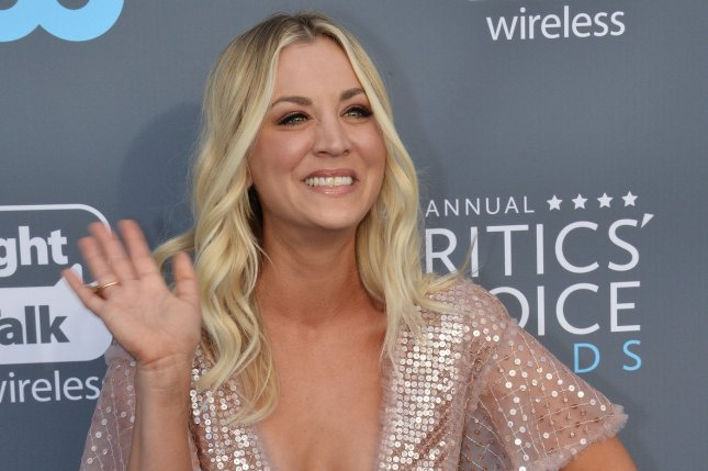 Actress Kaley Cuoco is set to host a May 16 TV special honoring the end of her long-running sitcom The Big Bang Theory. File Photo by Jim Ruymen/UPI