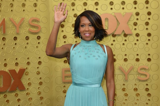 Regina King plays officer Angela Abar in HBO's 'Watchmen,' premiering Sunday on HBO. Photo by Christine Chew/UPI