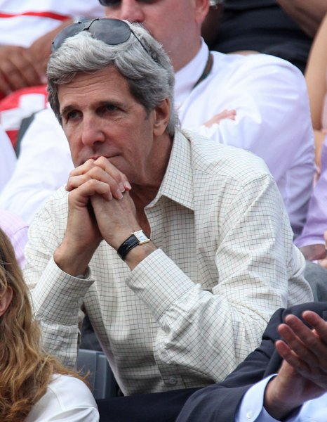 U.S. Sen. John Kerry said he has no time for lobbyists while on a congressional supercommittee tasked with cutting the federal budget deficit, a report said. UPI/David Silpa