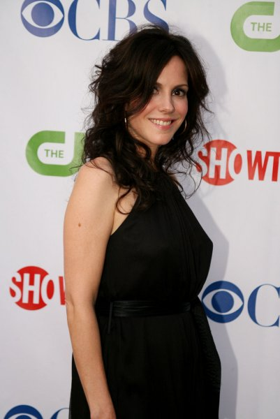 Actress Mary-Louise Parker attends the CBS, CW and Showtime press tour party in Los Angeles on July 18, 2008. (UPI Photo/Kevin Reece). .