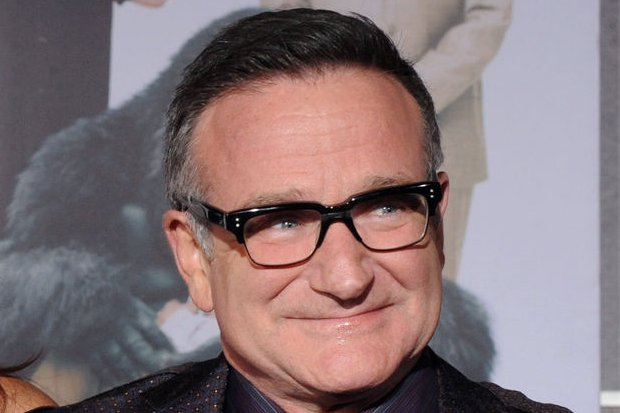 Actor Robin Williams attends the premiere of his new motion picture comedy Old Dogs, with Susan Schneider, at the El Capitan Theatre in the Hollywood section of Los Angeles on November 9, 2009. UPI/Jim Ruymen