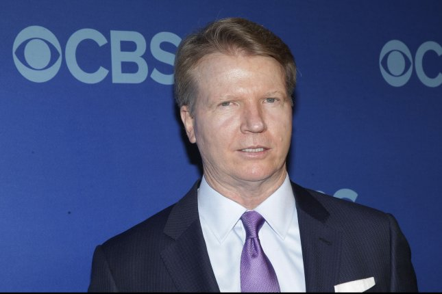 Phil Simms will stay with CBS Sports as a studio analyst for The NFL Today. File photo by John Angelillo/UPI