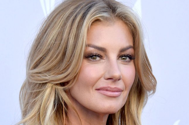 Faith Hill attends the Academy of Country Music Awards on April 2. File Photo by Jim Ruymen/UPI