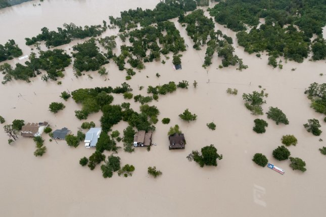 Scientists have suggests Hurricane Harvey's slow speed was to blame for its tremendous devastation. Photo by Sgt. 1st Class Malcolm McClendon/U.S. Army National Guard/UPI