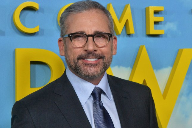 Steve Carell co-created and will star in a workplace comedy for Netflix called Space Force. File Photo by Jim Ruymen/UPI