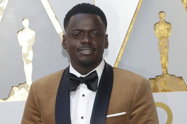 Daniel Kaluuya attends the Academy Awards on March 4. File Photo by John Angelillo/UPI
