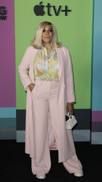 Wendy Williams was eliminated from The Masked Singer on Wednesday night. File Photo by Peter Foley/UPI