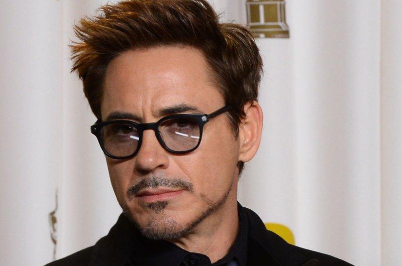 Robert Downey Jr. UPI/Jim Ruymen