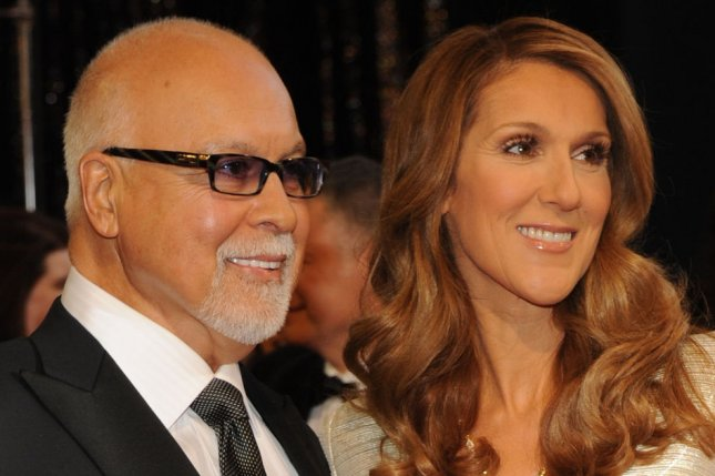 Singer Celine Dion and husband and manager Rene Angelil arrive on the red carpet for the 83rd annual Academy Awards at the Kodak Theater in Hollywood on February 27, 2011. UPI/Jim Ruymen
