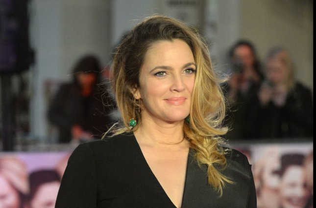 Drew Barrymore at the London premiere of 'Missing You Already' on September 17, 2015. The actress revealed she struggled with postpartum depression in a recent interview. File photo by Paul Treadway/UPI