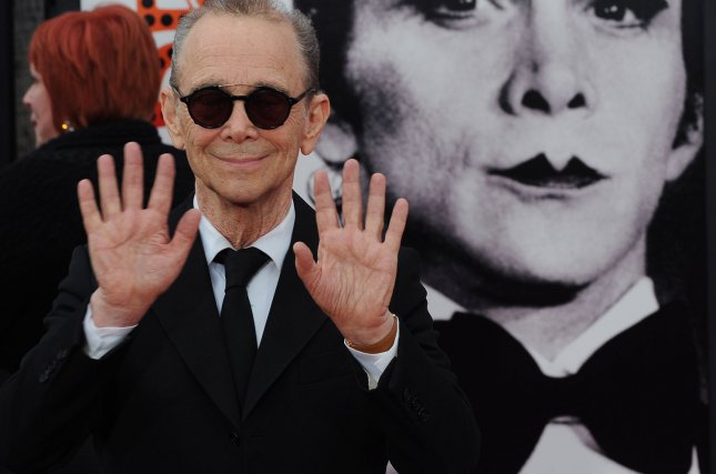 Actor Joel Grey, a cast member in the motion picture musical drama Cabaret, attends the TCM Classic Film Festival opening night premiere of the 40th anniversary restoration of the film in Los Angeles on April 12, 2012. File Photo by Jim Ruymen/UPI