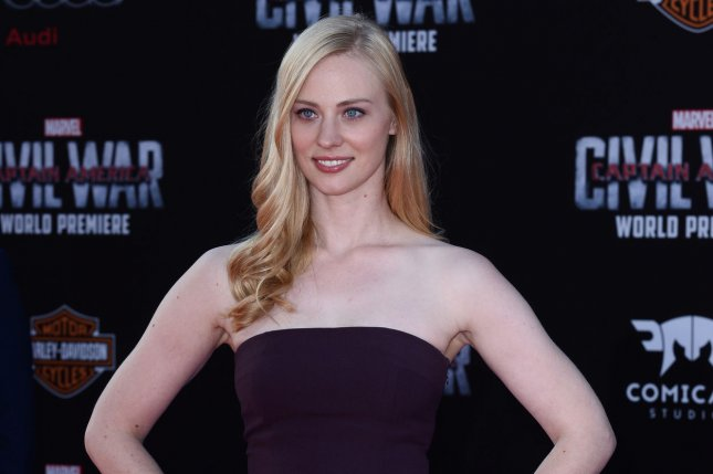 Daredevil and Punisher star Deborah Ann Woll is married to her longtime partner EJ Scott. File Photo by Jim Ruymen/UPI