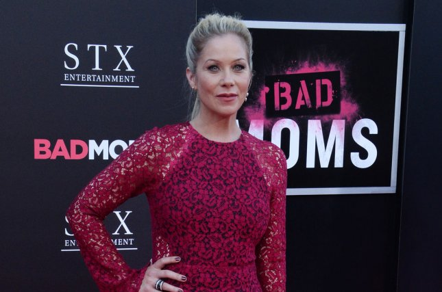 Dead to Me star Christina Applegate. Netflix has renewed the series, which also stars Linda Cardellini, for a second season. File Photo by Jim Ruymen/UPI