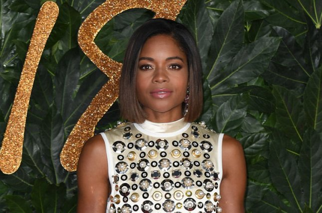 Naomie Harris stars in Black and Blue, in theaters Friday. File Photo by Rune Hellestad/ UPI