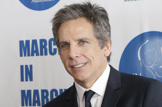 Ben Stiller will direct and executive produce the new Apple TV+ series Severance. File Photo by John Angelillo/UPI