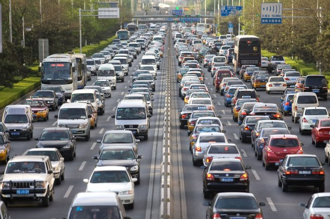 A new study from the University of North Carolina at Chapel Hill has found a link between fewer drivers on the road and lower vehicle fatality rates. File photo by Stephen Shaver/UPI