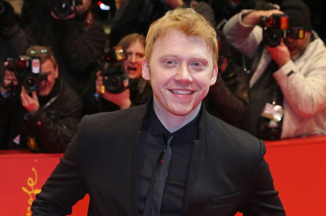 Rupert Grint said he can't stomach the Harry Potter series past Prisoner of Azkaban. File Photo by David Silpa/UPI