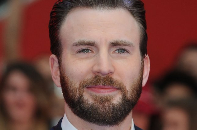 Netflix said it will release actor Chris Evans' film Red Sea Diving Resort. File Photo by Paul Treadway/ UPI