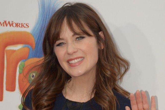 Zooey Deschanel's New Girl is to return for a seventh and final season on April 10. File Photo by Jim Ruymen/UPI
