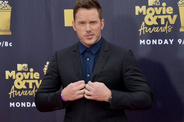 Chris Pratt's animated movie Onward is set to screen at the Berlin Film Festival. File Photo by Jim Ruymen/UPI
