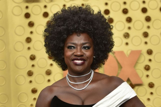 Viola Davis will receive the Desert Palm Achievement Award, Actress at the Palm Springs International Film Awards. File Photo by Christine Chew/UPI