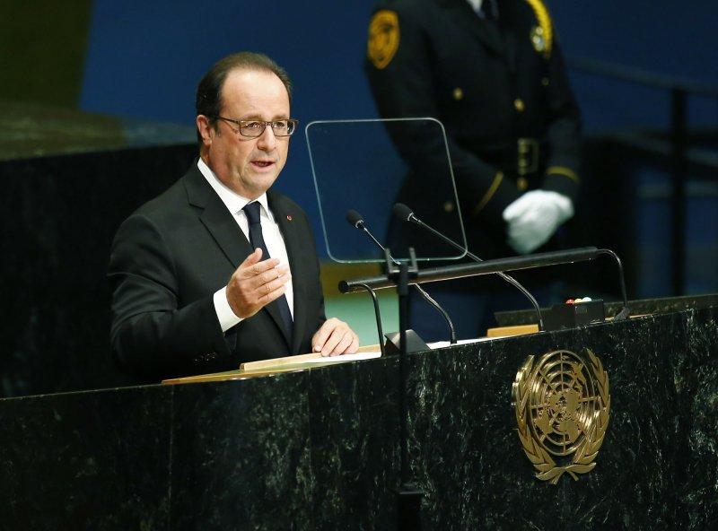 Francois Illas New Tradition: French President Francois Hollande Calls For Calais