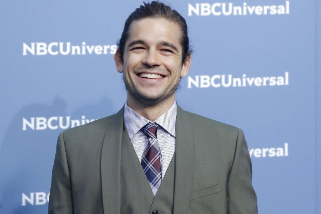 The Magicians star Jason Ralph arrives at the 2016 NBCUNIVERSAL Upfront at Radio City Music Hall on May 16, 2016 in New York City. File Photo by John Angelillo/UPI