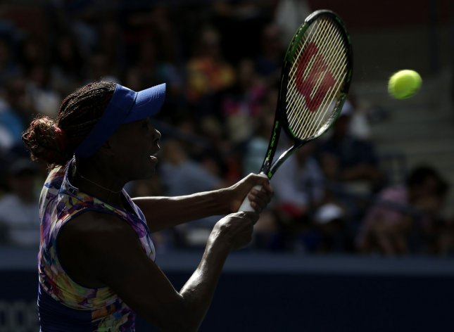 Venus Williams fought off three match points in the second set and recovered to post a stunning 1-6, 7-6 (5), 6-1 victory over Jelena Jankovic on Saturday to advance to the third round at Indian Wells, Calif. File Photo by John Angelillo/UPI