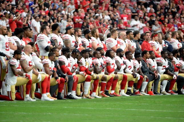 NFL Protests Muted This Week After Trump Tussle