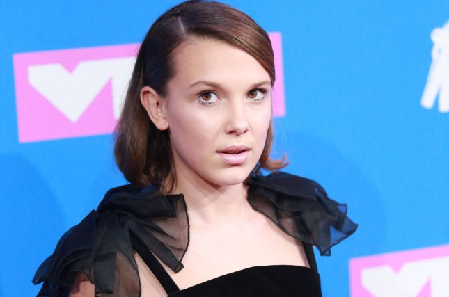 Millie Bobby Brown is scheduled to present an award at the Emmys on Sept. 17. File Photo by Serena Xu-Ning/UPI