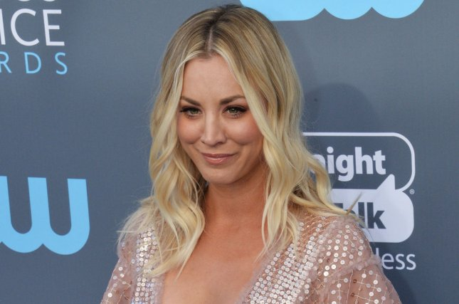 Kaley Cuoco talked about The Big Bang Theory coming to an end on The Late Late Show. File Photo by Jim Ruymen/UPI