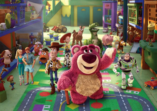 toy story 3 pictured in this scene from the film was nominated for best motion picture for the 83rd annual academy awards the 83rd annual academy awards