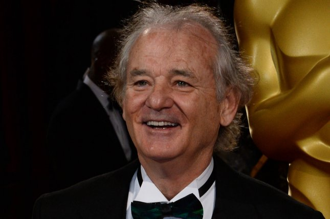 Bill Murray dons Pabst Blue Ribbon pants for golf tournament
