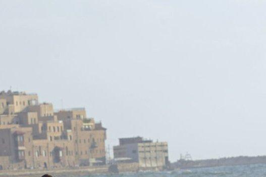 New oil and gas prospect, Oz, lies off coast of Tel Aviv. UPI/Debbie Hill