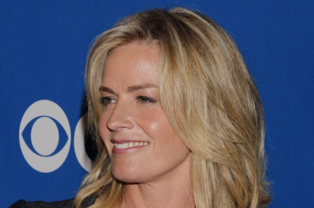 Elisabeth Shue arrives at the CBS Upfronts at Lincoln Center in New York City on May 16, 2012. Photo by John Angelillo/UPI