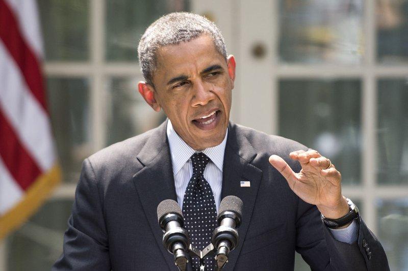 President Barack Obama. UPI/Kevin Dietsch