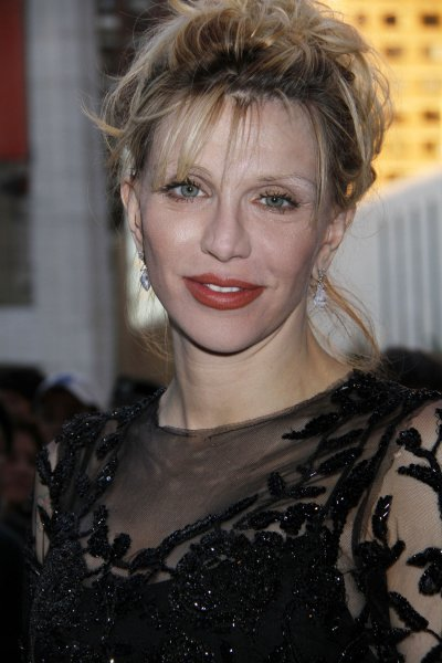 Courtney Love will star in a recurring role on new Fox series 'Empire.' (UPI /Laura Cavanaugh)