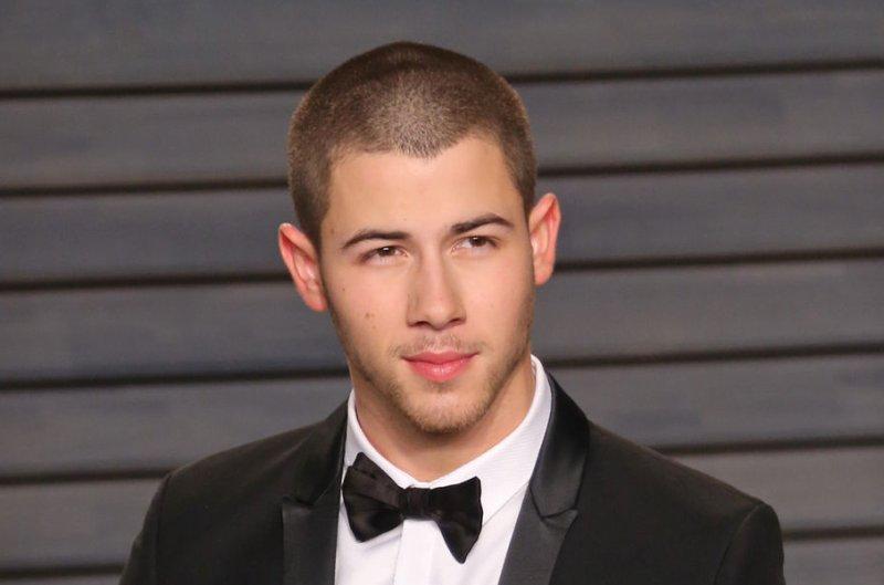 Nick Jonas at the Vanity Fair Oscar party on February 28. File Photo by David Silpa/UPI