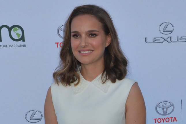 Natalie Portman promoted the Time's Up equality and anti-harassment movement in her first posts on Instagram. File Photo by Jim Ruymen/UPI
